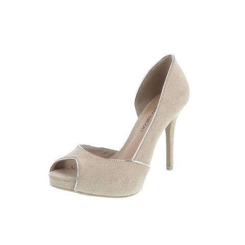 Women's Kaylin  Peep Toe Pump