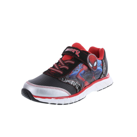 Boys' Spiderman Light-Up Runner