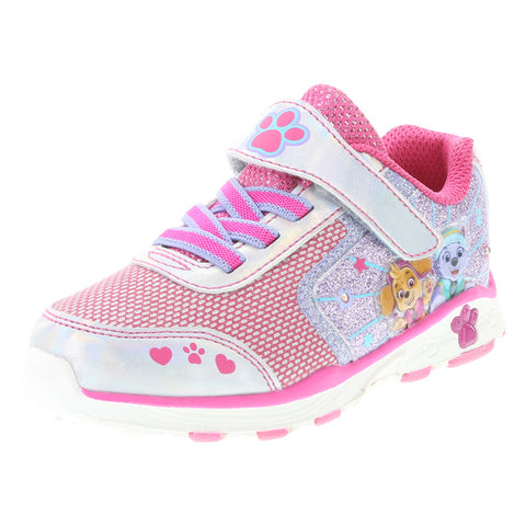 Girls' Toddler Paw Patrl Lighted Runner