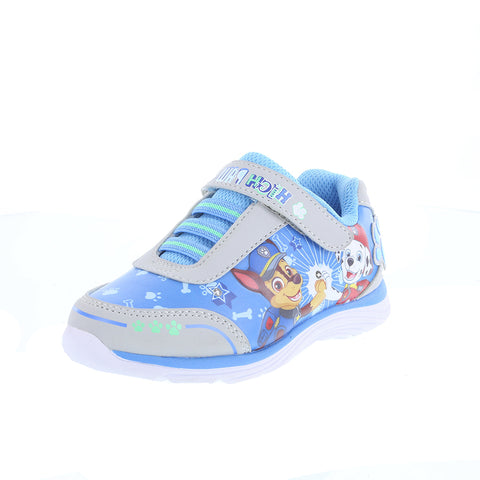 Boys' Toddler Paw Patrol Lighted Runner
