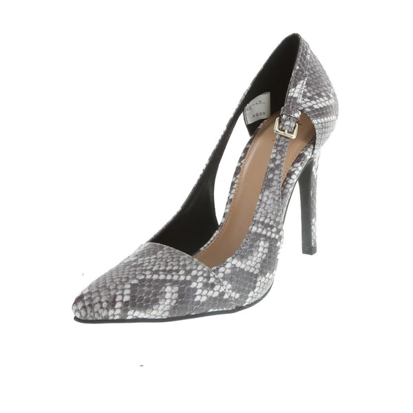 Women's Toe Buckle Pump