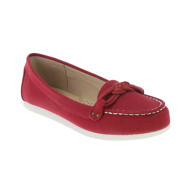 Women's Bumped Up Boat Shoe
