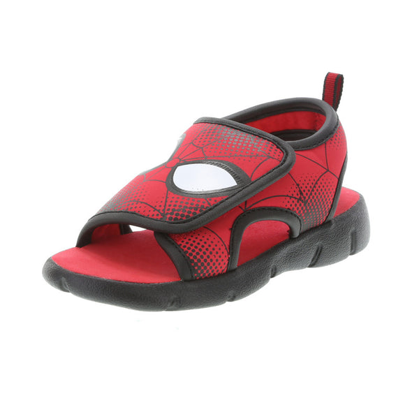 Boys' Toddler Spiderman Sandal