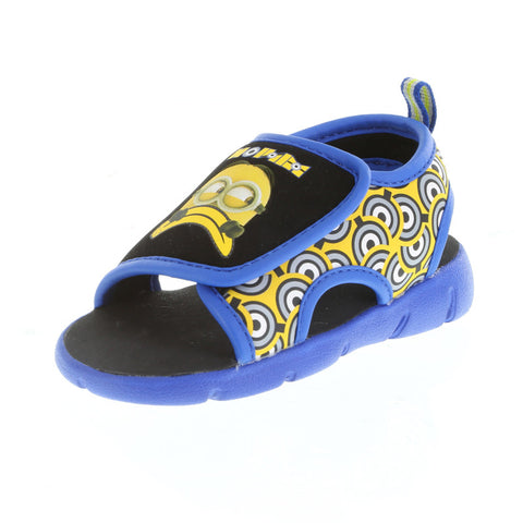 Boys' Toddler Minion Sandal