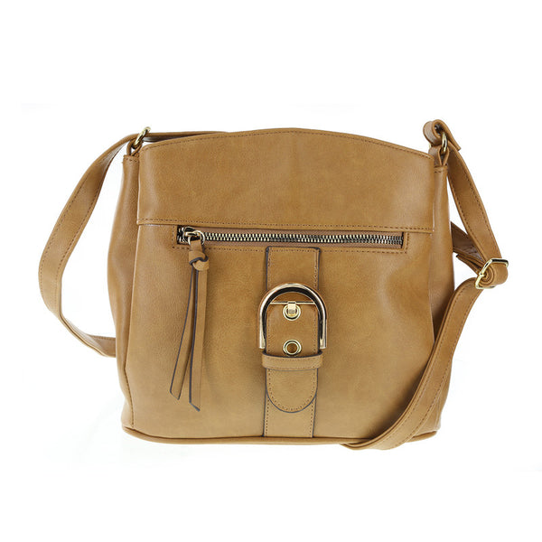 Women's Buckle Crossbody