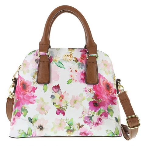 Women's Dome Satchel