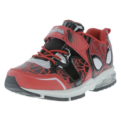 Boys'  Spiderman Lighted Runner