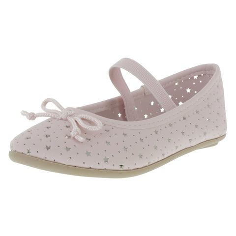 Girls' Toddler Fae String Tie Flat