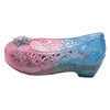 Girls' Disney-Frozen Lighted Jelly Heeled Toddler Shoes