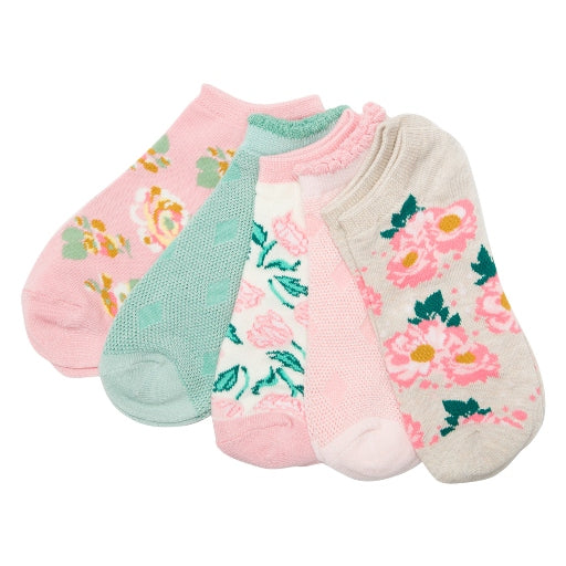 Women's 5 Pack Low Cut Socks