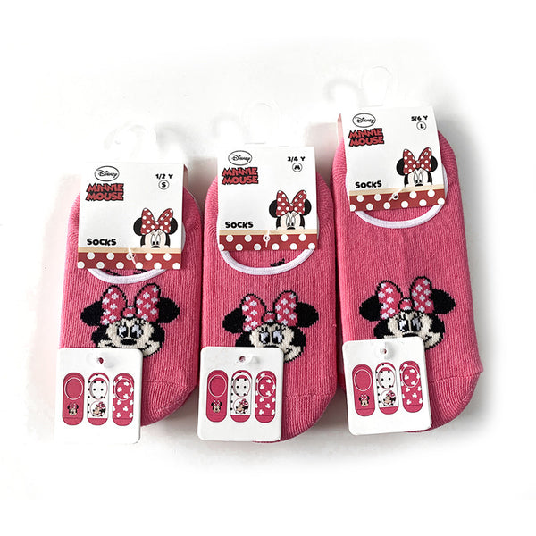 Kids' Minnie 3 Pack Socks