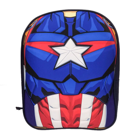 Kids' 3D Backpack Captain Am.