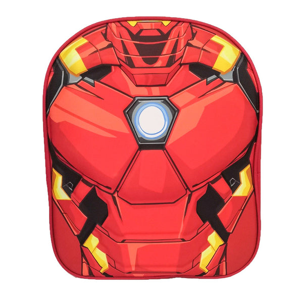 Kids' 3D Backpack Ironman