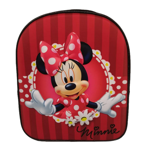 Kids' 3D Backpack Minie Mouse