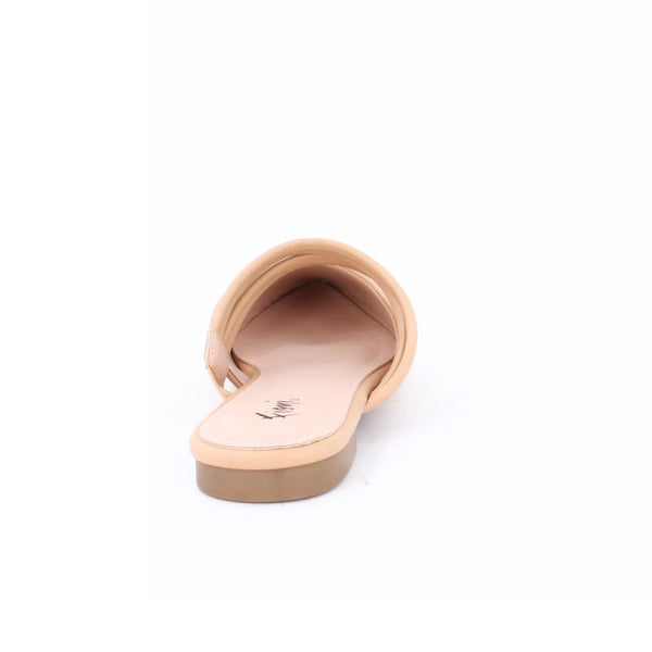 Women's Pointed Toe Flat Mule