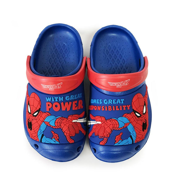 Boys' Spiderman Clog Sandal