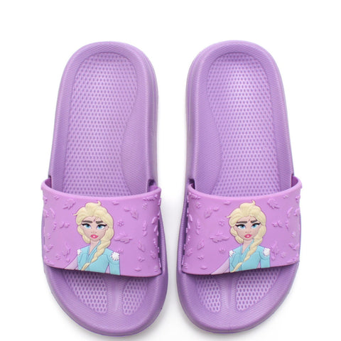 Girls' Frozen Slide Sandal