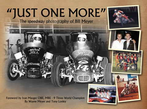 """Just One More"" – The Speedway Photography of Bill Meyer"