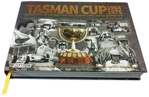 The Tasman Cup Book is now ready for ordering