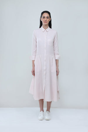 Pink Dhi Dress - Dhi