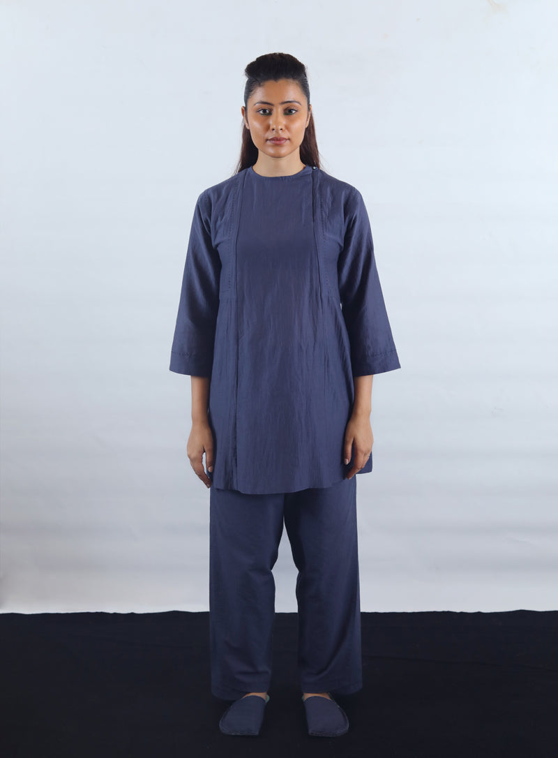 Super Soft Cotton Silk Top - Dhi