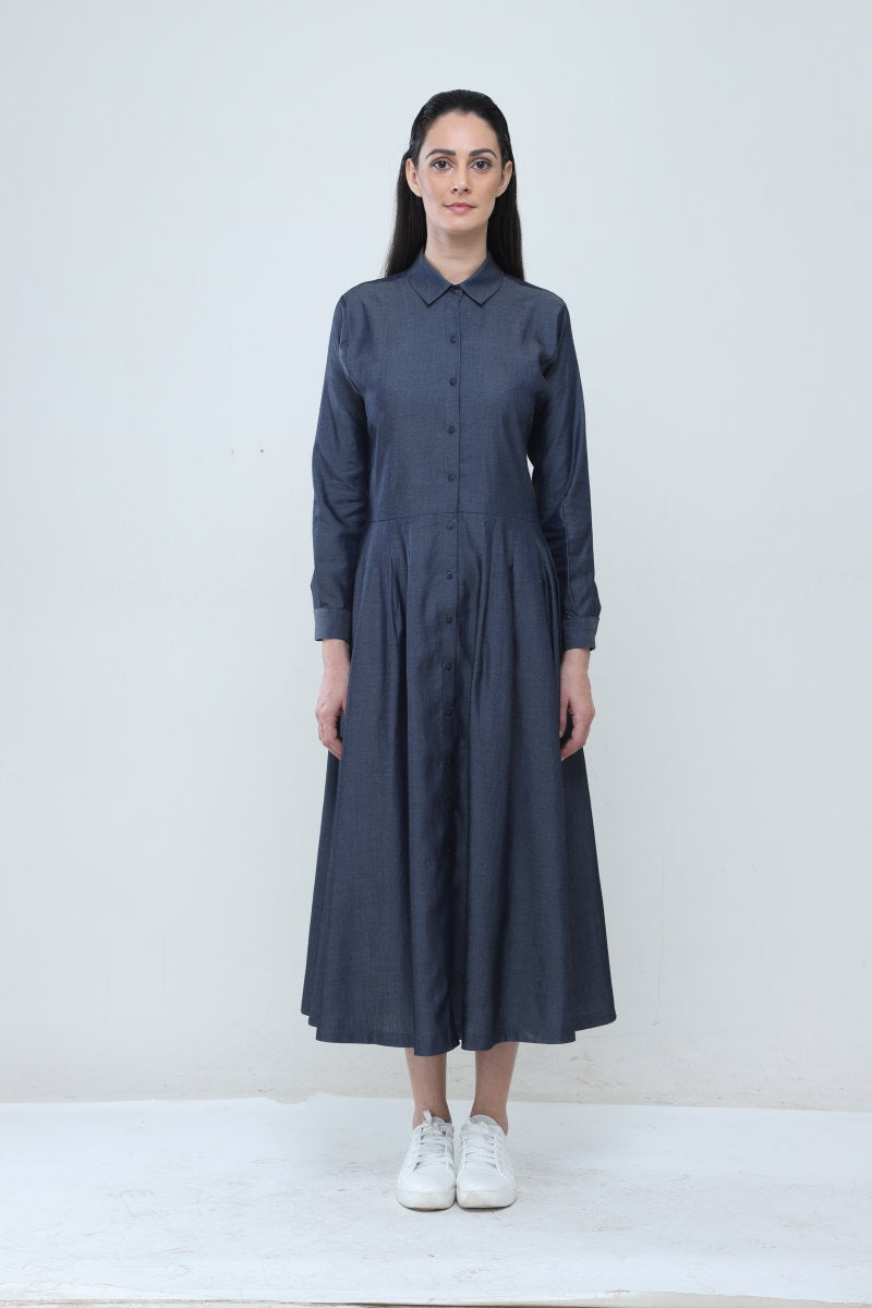 Dhi Shirt Dress - Dhi