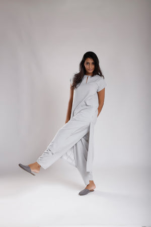 Super Soft Cotton Kurta and Salwar Pant Set - Dhi