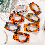 *Adult* 7 PACK Halloween ANTI-FOG Mixed Pattern Clear Mask