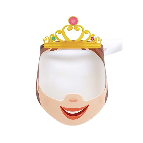 Children Princess Face Shield