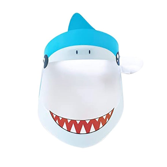 Children Shark Face Shield