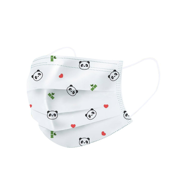 Panda Children Masks (50 pieces)