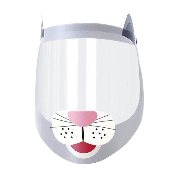 Adult Cat Face Shield