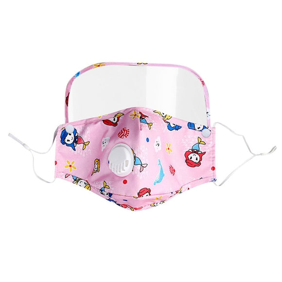 Children's Hybrid Masks (Cartoon)