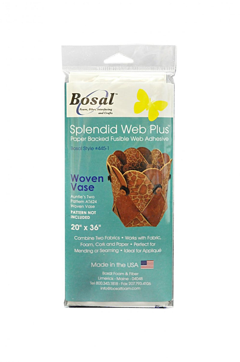 Bosal Splendid Web Plus for Woven Vase