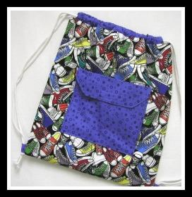 Easy Backpack Pattern