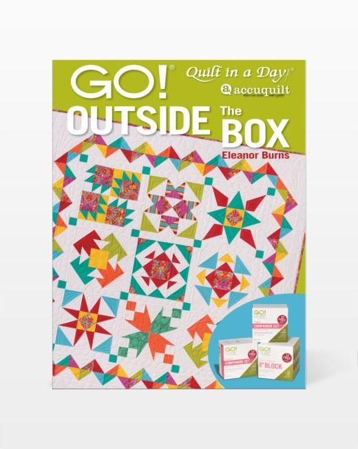 Go! Outside the Box by Eleanor Burns  Book