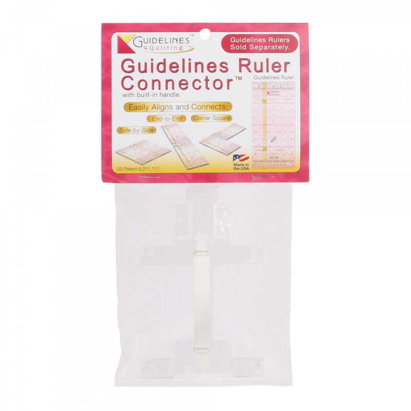 Guidelines Ruler Connector