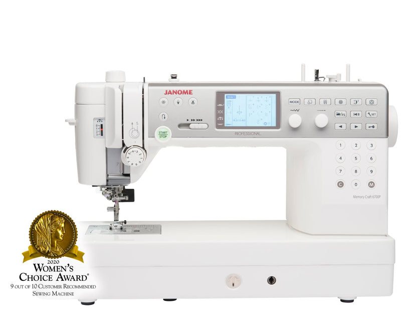 Janome 6700P- In-Store Only