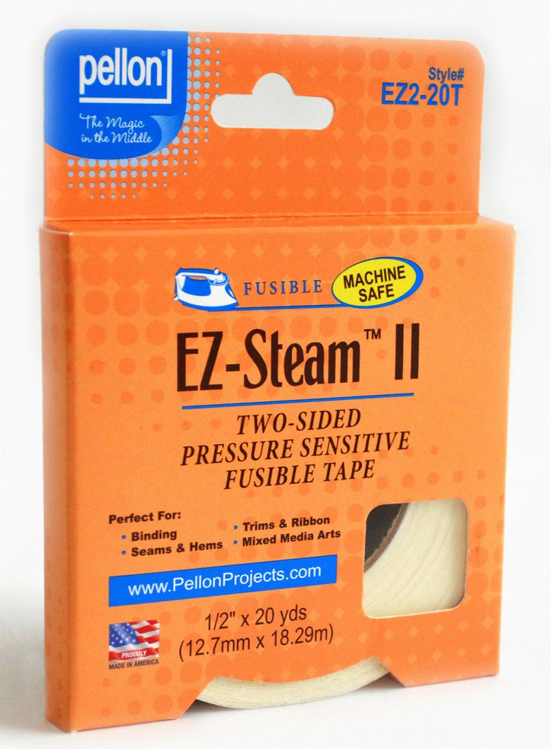 "Pellon EZ Steam II Tape 1/2"" x 20 yards"