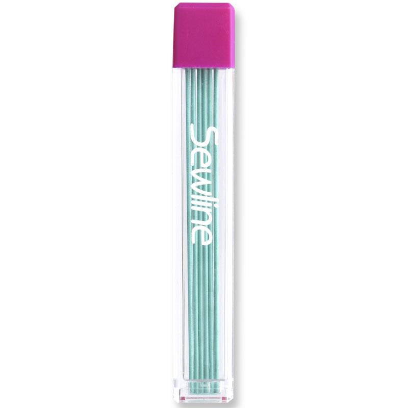 Sewline Fabric Pencil Lead Refill, Green