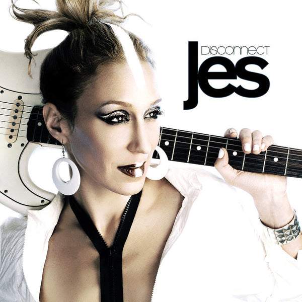 "JES ""Disconnect"" Autographed CD"