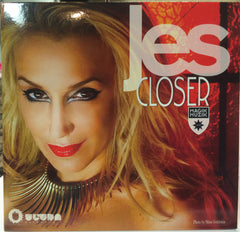 "JES ""Closer"" Autographed CD single"
