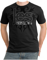 "JES ""High Glow"" Mens Tour Tshirt"