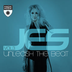 "JES ""Unleash The Beat"" Volume 3 Autographed CD"
