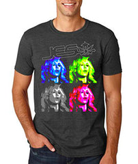 JES Pop Art Mens T-Shirt