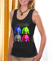 JES Pop Art Ladies Tank