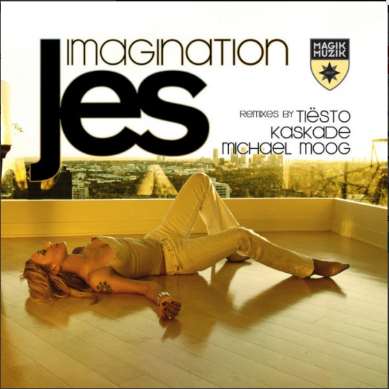 "JES ""Imagination"" Autographed CD Single"