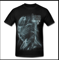 "JES ""High Glow"" Unisex Smoke Tour T-Shirt"