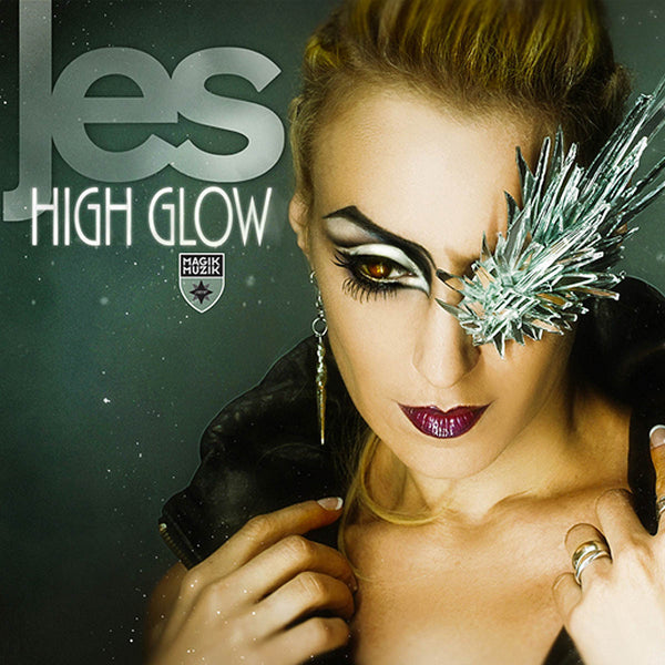 "JES ""High Glow"" Autographed CD"