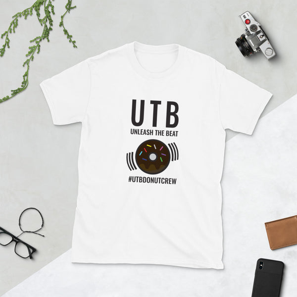 Short-Sleeve Unisex UTB Donut Crew Team T-Shirt